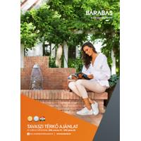 Barabas Térkő akciós újság