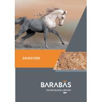 Barabás Térkő 2018. évi árlista