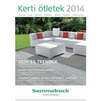 Semmelrock kerti ötletek 2014